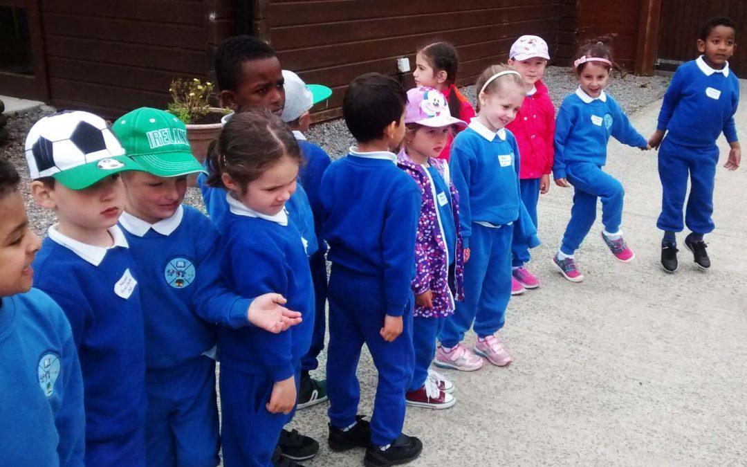 Room 3 School Tour to Glenroe Farm
